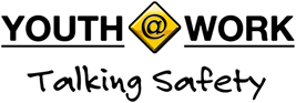 Youth @ Work - Talking Safety logo