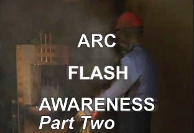 Click to play the video for NIOSH Arc Flash Awareness, Part 2