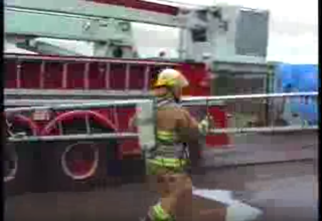 Click to play the video for Firefighter and EMS Ergonomics, part 1