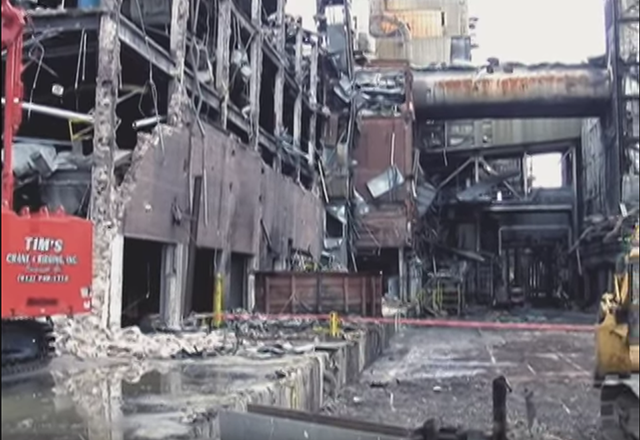 Click to play the video for Inferno: Dust Explosion at Imperial Sugar