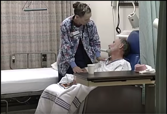 Click to play the video for Safe Patient Handling in Health Care
