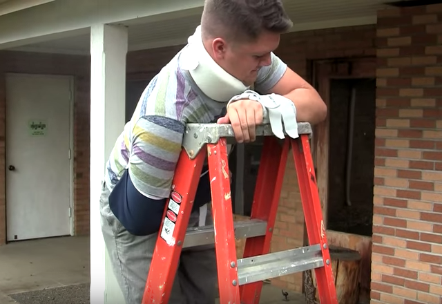 Click to play the video for Shoots and Ladders: A Guide to Ladder Safety