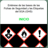 GHS Labels and Safety Data Sheets quick reference Spanish