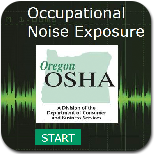 Rule at a glance app for occupational noise exposure