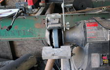 Tool Box Talk Abrasive Wheel Grinders Oregon Osha