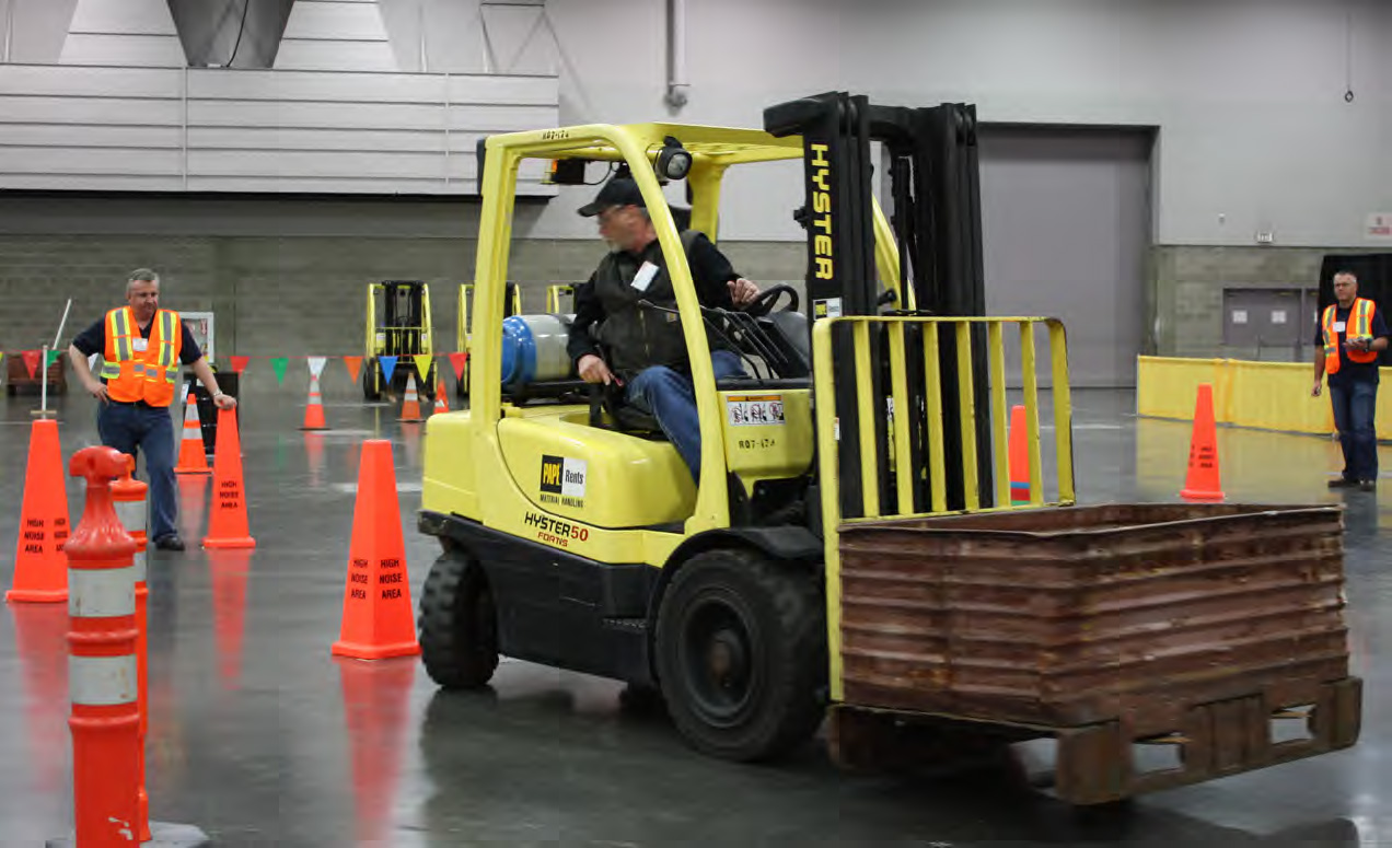 Training and educating forklift operators resource newsletter many forklift operators have learned their jobs exclusively through practical experience is practical experience safe enough 1betcityfo Image collections