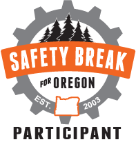 Safety Break for Oregon Participant logo