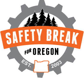 Safety Break for Oregon logo